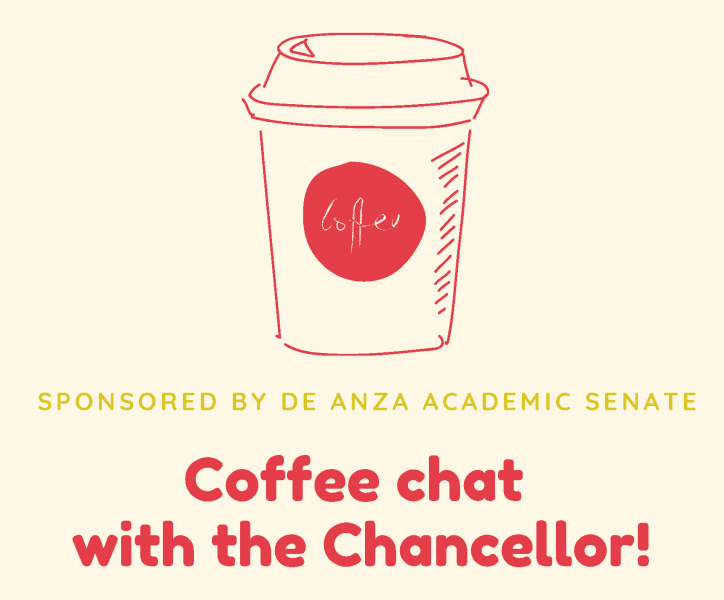 Coffee Chat with the Chancellor