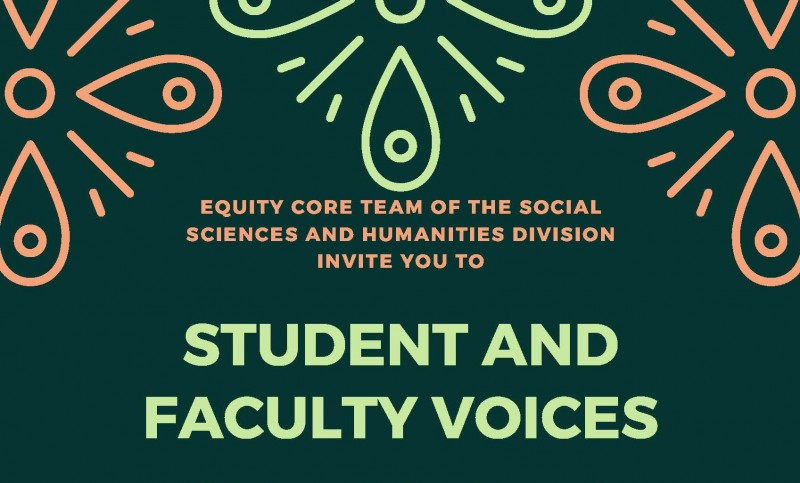 Student and Faculty Voices
