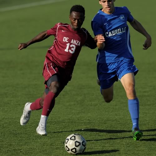 Men's Soccer: Canada vs. De Anza