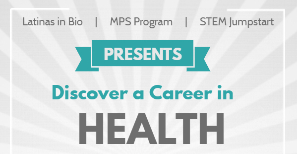 Discover a Career in Health