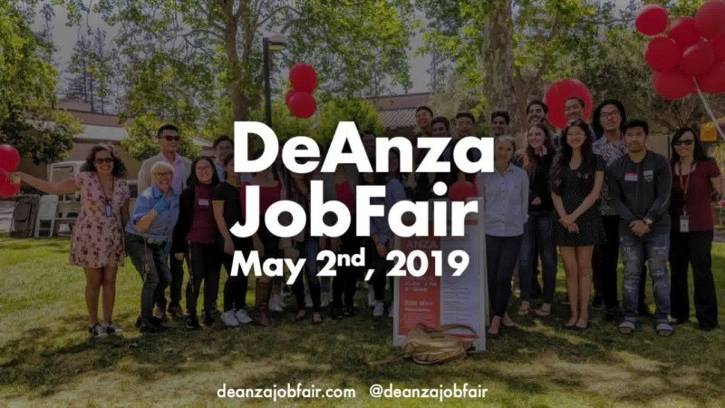De Anza Job Fair