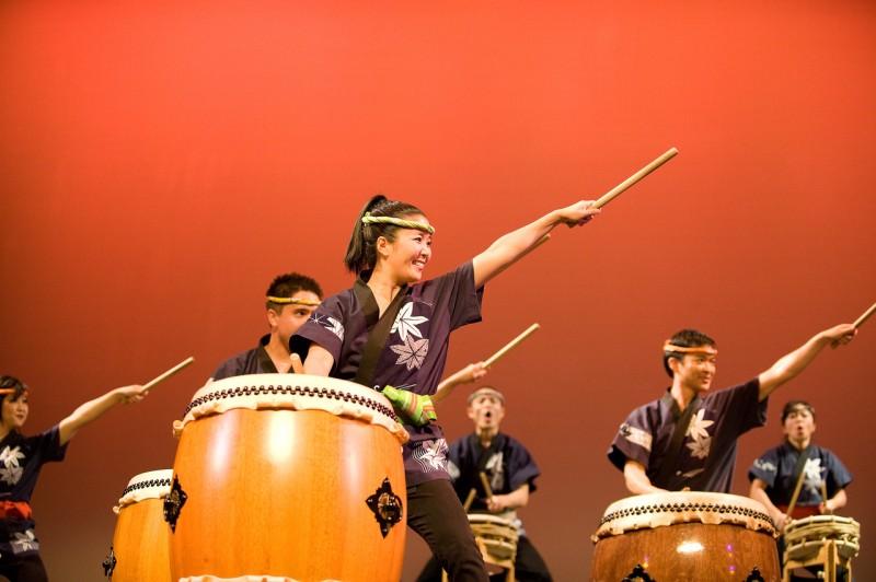 Free Concert: San Jose Taiko