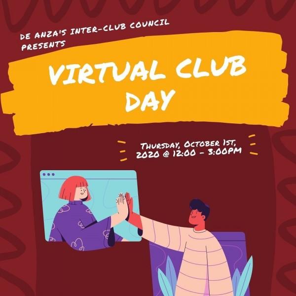 Virtual Club Day