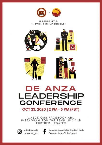 De Anza Leadership Conference