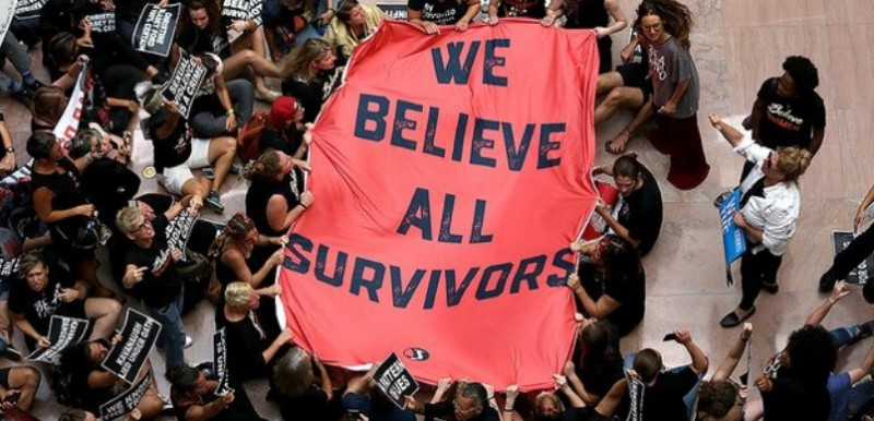 Womyn's Rights and Kavanaugh ... What Now?