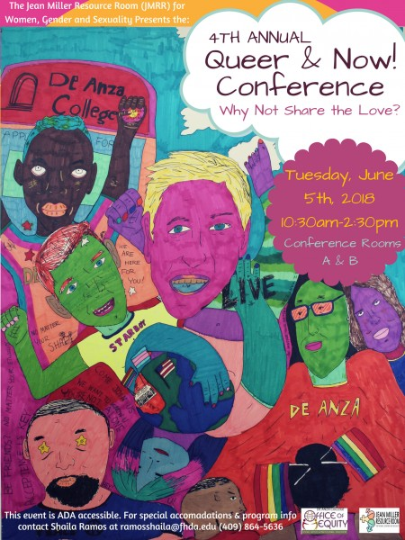 Queer and Now Conference