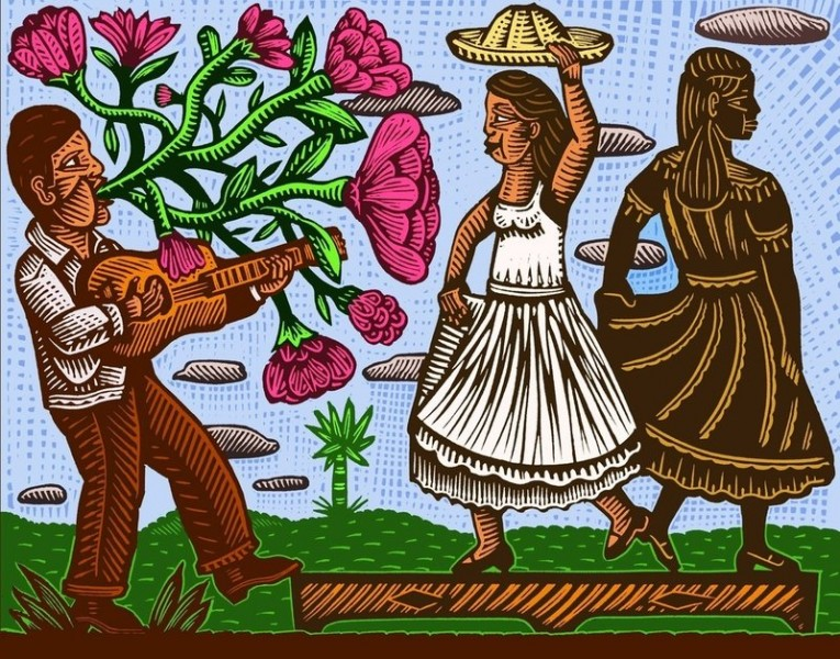Son Jarocho Afro-Mexican Music: The Third Root, Lecture and Performance