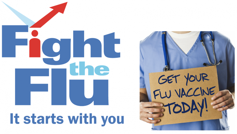Drive-Thru Flu Vaccine Clinic