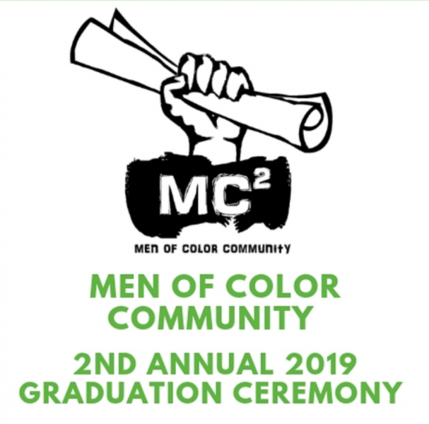 Men of Color Community Graduation Ceremony