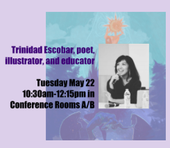 Trinidad Escobar: Poetry Workshop