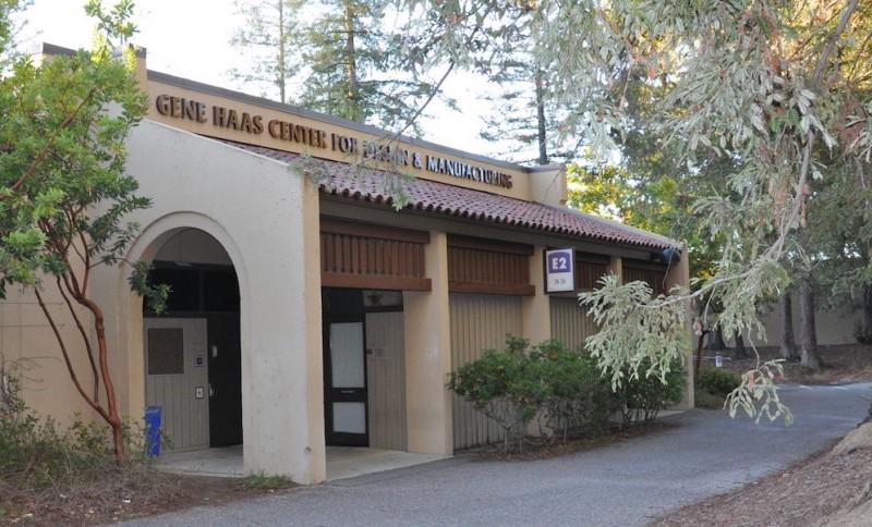 Gene Haas Center Dedication