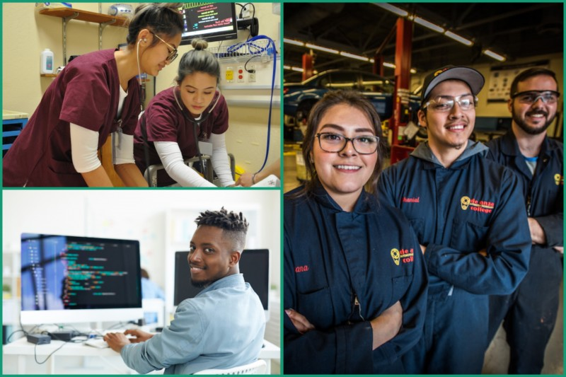 Career Paths at De Anza