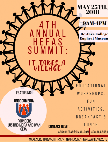HEFAS Summit: It Takes a Village