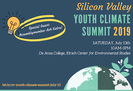 Silicon Valley Youth Climate Summit
