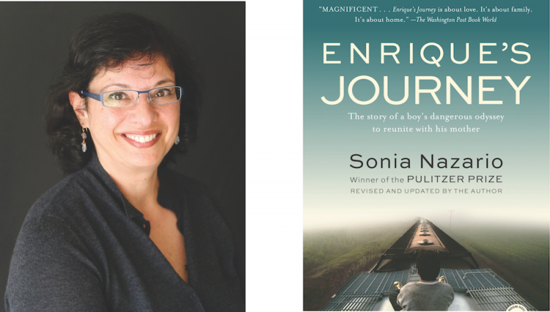 On Immigration and Journalism: A Discussion with Sonia Nazario