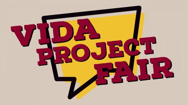 VIDA Virtual Project Fair