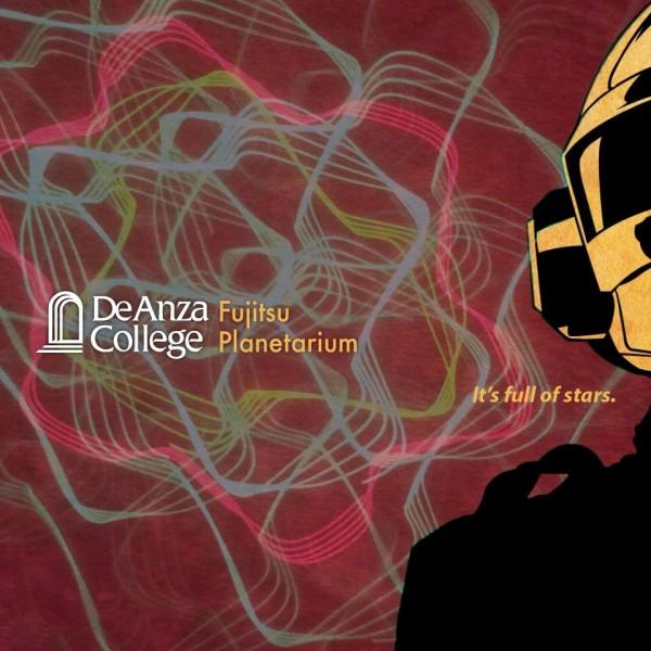 Laser Daft Punk