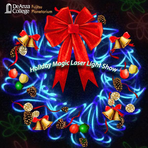Laser Holiday Magic