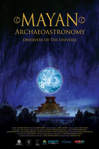 Mayan Archeoastronomy: Observers of the Universe