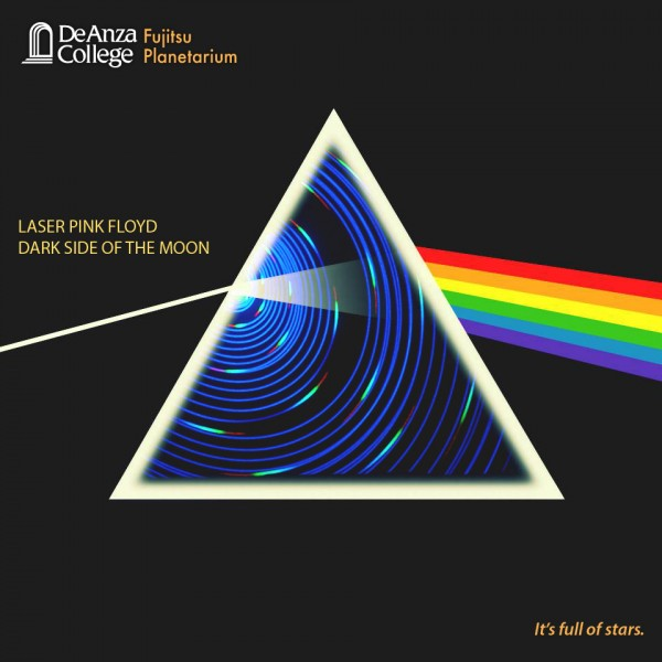 Laser Pink Foyd: The Dark Side of the Moon