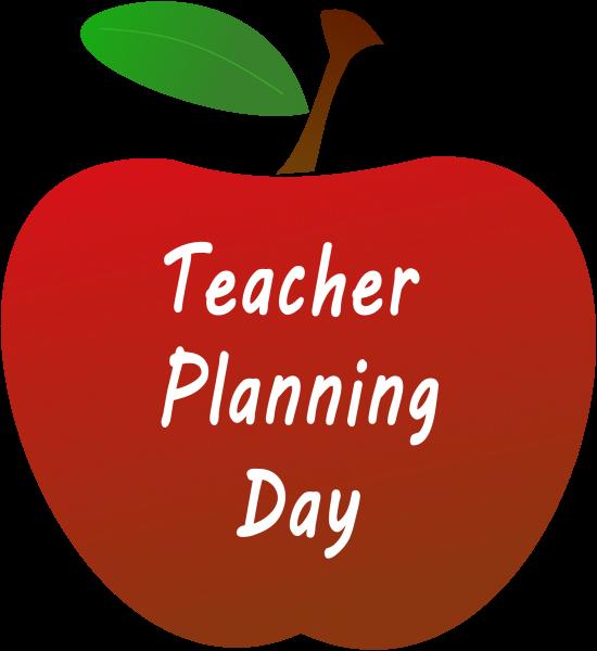 Teacher Planning Day